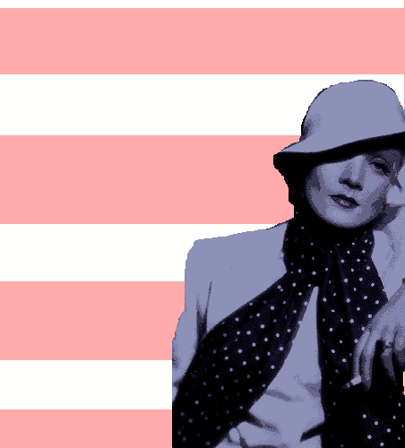 Marlene Dietrich and her influence on female clothing