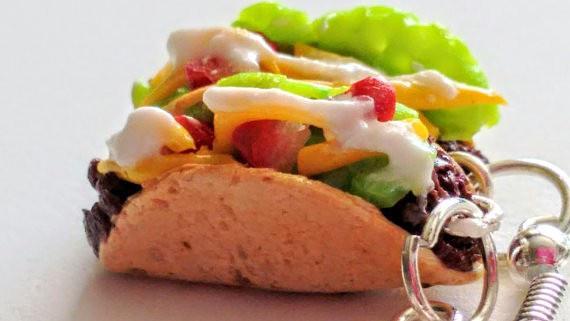 Brand Spotlight SprinkleCake Taco Earrings