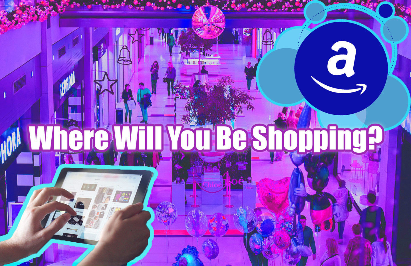 Online Vs In Store Shopping – Which Will You Choose This Holiday?
