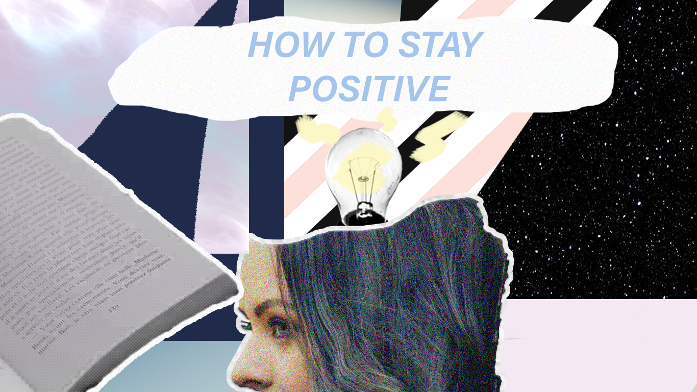 How to Stay Positive and Productive